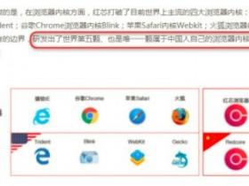 """自主创新?看看国产的""""红芯浏览器"""""""