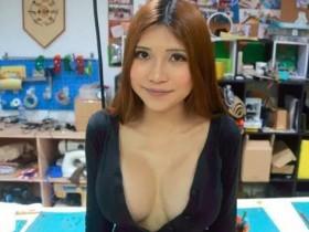性感女黑客吴淖米个人资料 吴淖米号称全球最漂亮女黑客