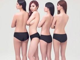 LOL四大女解说美女半裸写真 小米、苏小妍、小楼和小苍写真