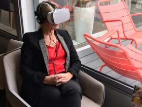 每个休息室6台Pico小怪兽 星空联盟在机场试点VR娱乐