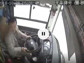 万州坠江公交车监控打斗视频曝光