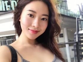 蒋娉婷instagram照片 瑜伽女神蒋娉婷身材好到犯规