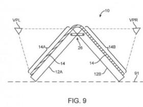 可折叠iPhone专利曝光!苹果iPhone可折叠屏曝光