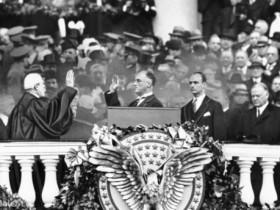 罗斯福新政和胡佛干预经济下的发生荒唐事情