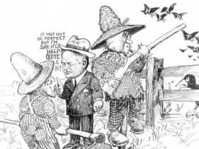美国历史上的七次贸易战