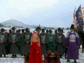 朝鲜史上最大的屈辱:朝鲜国王被逼向皇太极下跪叩头请降