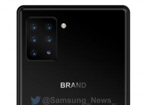 手机后置6个摄像头你能接受么?