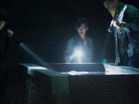 怒海潜沙海底墓里为什么没有水?