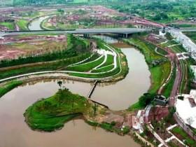 铜梁原乡中央公园预计2020年元旦建成投用