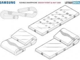 三星折叠手机曝光 采用骁龙865性能更出色