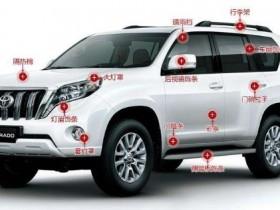 丰田SUV普拉多的TX、VX、GX是什么意思?